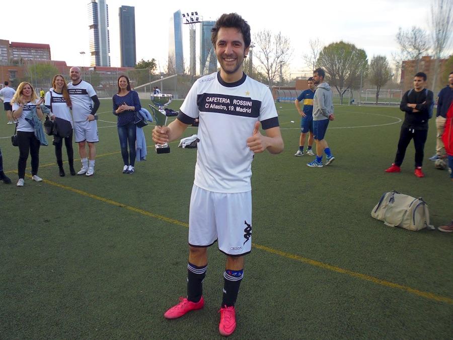 Carlos Nuño pichichi Weekend League