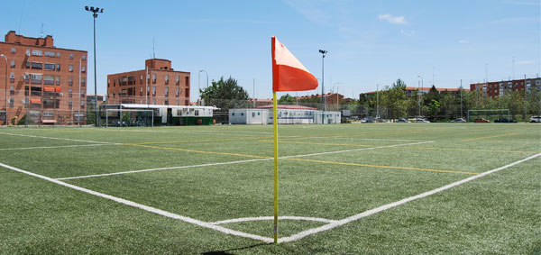 Liga Hortaleza futbol 7 Madrid